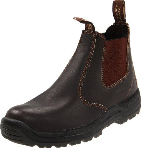 Blundstone 490 Bump-Toe Boot,Stout Brown,7 AU (US Women's 9.5 M/US Men's 8 M)
