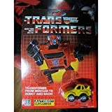TRANSFORMERS CLIFFJUMPER G1 MISB K/O REISSUE SEALED