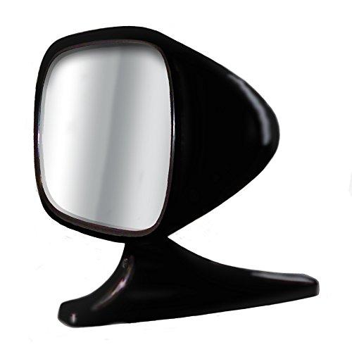 Sports Car Side Mirrors : Pc car side mirror aerodynamic sport black ball