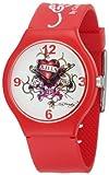 Ed Hardy Women's SM-RD Spectrum Red Watch