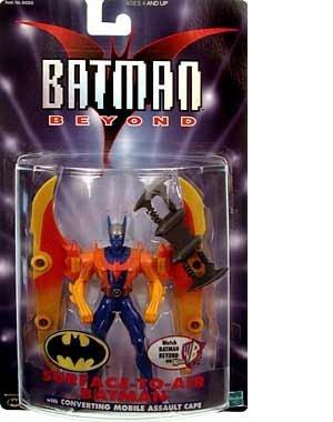 Batman Beyond: Surface-to-air Batman