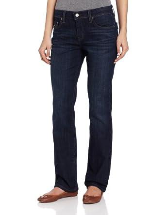 Levi's Women's 505 Straight Leg Jean, Worn In, 4 Medium
