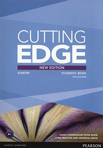 New cutting edge. Starter. Student's book. Con espansione online. Per le Scuole superiori. Con DVD-ROM