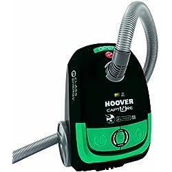 Hoover Capture CP 10 - Aspirador con bolsa, control de potencia electrónica