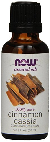 NOW Foods Cinnamon Cassia Oil, 1 ounce