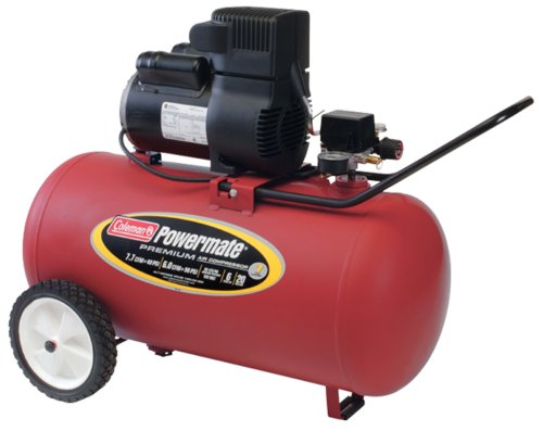 Buy Coleman Powermate Premium Series, Oil Free Direct Drive, 20 gallon Air Compressor