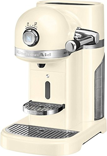 Kitchenaid 5KES0503EAC kitchenaid nespressomaschine crème