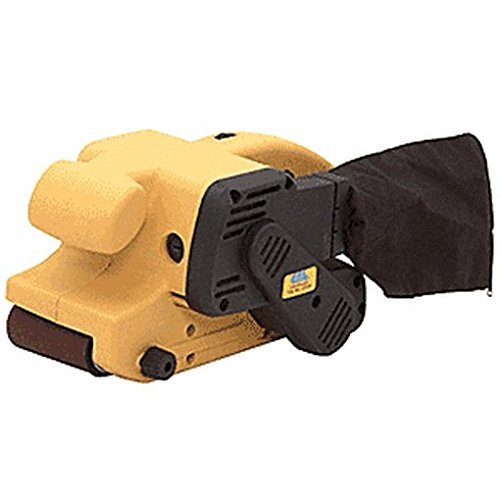 "Crl 240 Volt 3"" X 18"" Belt Sander And Dust Bag front-579438"