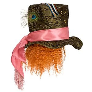 mad hatter disney hat - photo #11