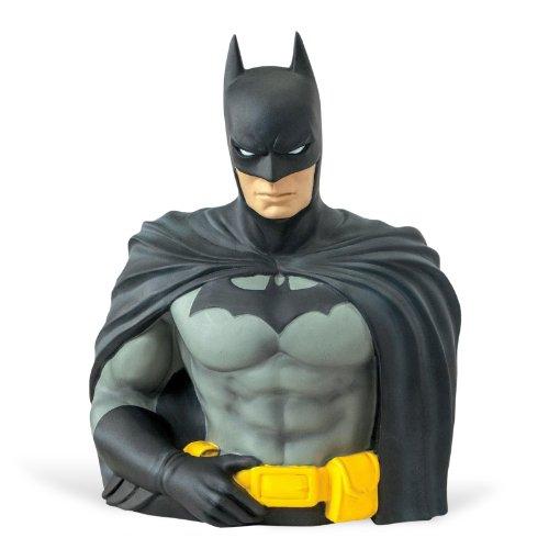 DC COMICS(DC コミック)BATMAN(バットマン)BUST BANK(貯金箱)【並行輸入品】