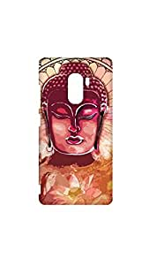 Pink Face Of Lord Buddha Designer Mobile Case/Cover For Lenovo K4 Note