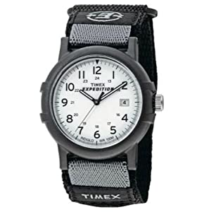 Outstanding Timex Men's Expedition Camper Analogue Display Watch