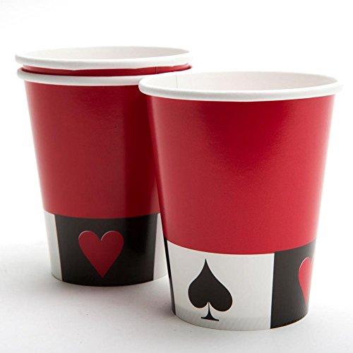 Card Night 9 oz. Cups