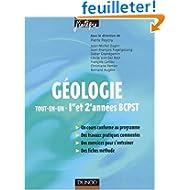 Géologie : Tout-en-un, 1e et 2e années BCPST