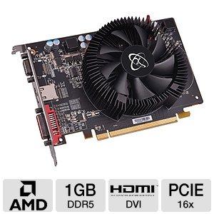 XFX HD 6670 800 MHz Core 1GB DDR5 HDMI DVI VGA Video Card