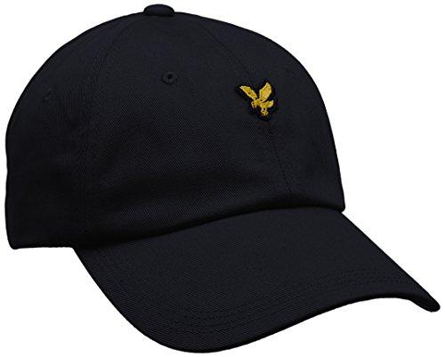 lyle-scott-mens-lyle-scott-plain-baseball-cap-blue-new-navy-one-size