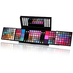 Shany Professional Eyeshadow Pallette, Runway Collection, 192 Colors