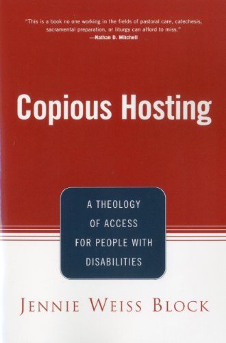 Copious Hosting: A Theology of Access for People with Disabilities
