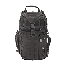 Allen Company 10854 Lite Force Tactical Pack, Black