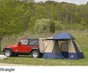2003 2012 Jeep Liberty Recreation Tent New Mopar Oem