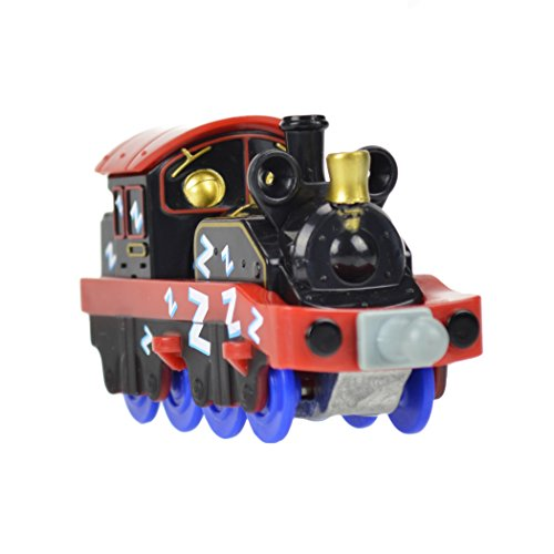 Chuggington Stacktrack Duo Value Pack Die Cast Toy Set Includes Track Pack and Safari Park Patrol 3 pack