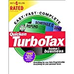 Quicken Turbo Tax Home & Business {Tax Year 1999}