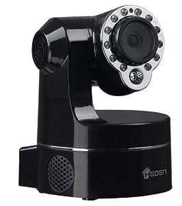 Heden VisionCam Camera IP filaire motorisée V 5.5 Noir