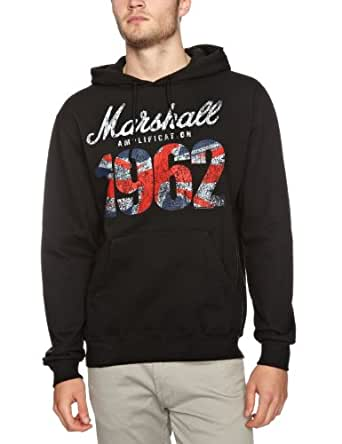 Bravado - Marshall 1962 - T-Shirt - Homme - Noir - FR: Small (Taille fabricant: Small)
