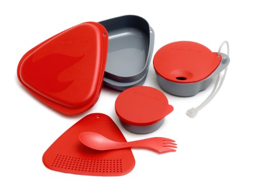 Light My Fire 6-Piece BPA-Free Outdoor Meal Kit