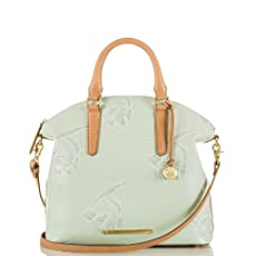 Large Duxbury Satchel<br>Mint Angel Fish