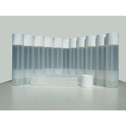 50-Lip-Balm-Empty-Container-Tubes-316-Oz-55ml-Natural-Translucent-Color-MADE-IN-THE-USA