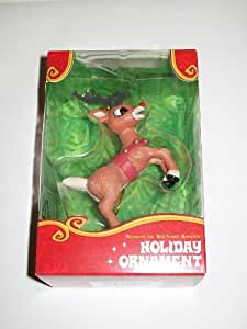 Rudolph the Red Nosed Reindeer Christmas Ornament - 2013