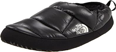 The North Face Mens NSE Tent Mule III Trekking and Hiking Shoes T0AWMGFG4 Shiny Black/Black X-Large, 46 EU, 12.5 US