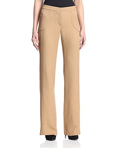 Derek Lam Women's Patch Pocket Flared Pant