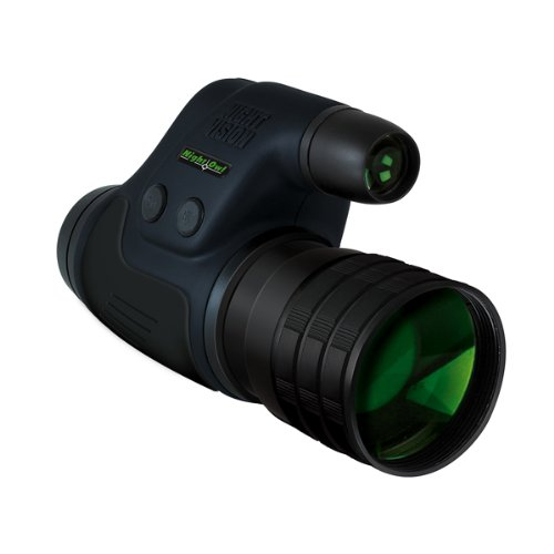 Selected 3X Monocular W/Grip By Night Owl Optics