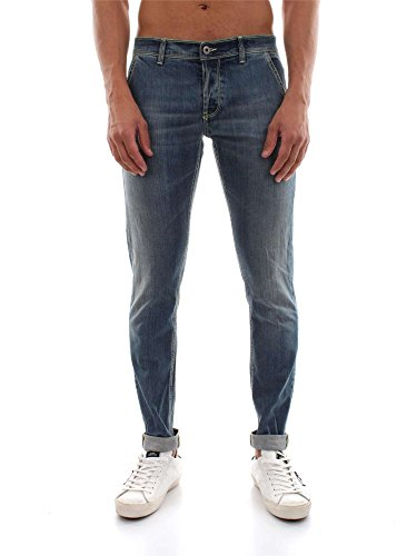 DONDUP KONOR UP439 M88 JEANS Uomo M88 34