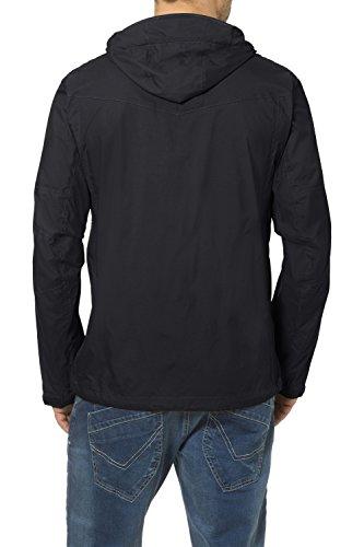 VAUDE Herren Jacke Lierne Jacket, black, M, 04497 -