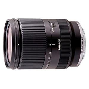 Tamron 18-200mm Di III VC for Sony Mirrorless Interchangeable-Lens Camera Series AFB011-700