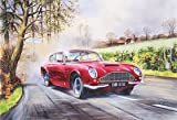 Aston Martin DB6 (greetings card)