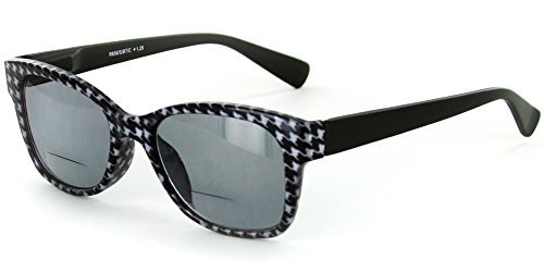 chex-bifocal-reading-wayfarer-sunglasses-with-houndstooth-patterned-frames-for-stylish-men-and-women