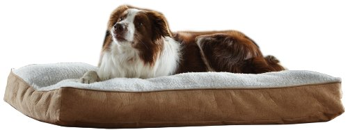Animal Planet Memory Foam Sherpa Pet Bed, Large front-745522