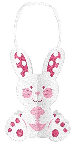 dec 3d glitter bunny - 1