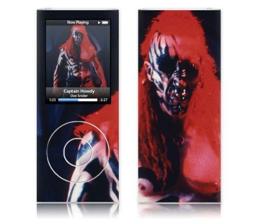 MusicSkins Dee Snider Captain Howdy - Cover per Apple iPod nano (quarta generazione)