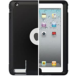 OtterBox Defender Series Case für Apple iPad 2 schwarz