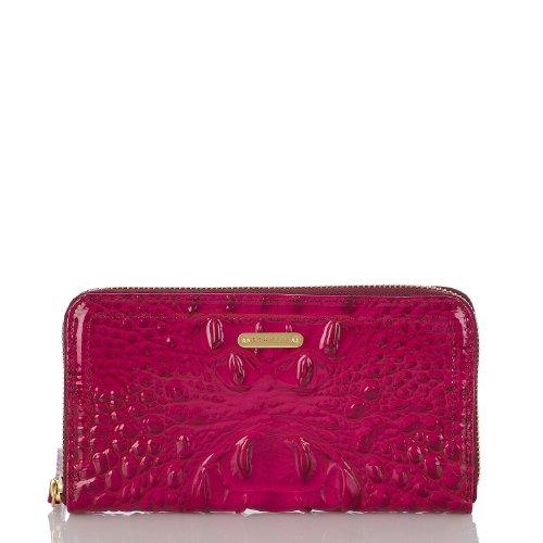 Suri Wallet<br>Glossy Melbourne Rouge