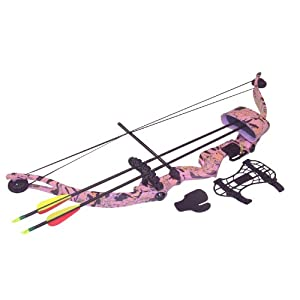 SA Sports Youth Majestic Recurve Compound Bow Set by SA Sports