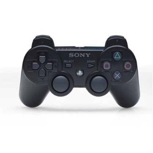PlayStation 3 Dualshock 3 Wireless Controller (Black)