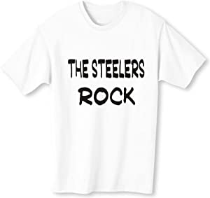 The Steelers Rock Youth T-Shirt (for Kids) in Various Colors