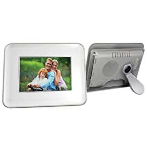 Mustek Pf A702bm 7 Inch Digital Photo Frame