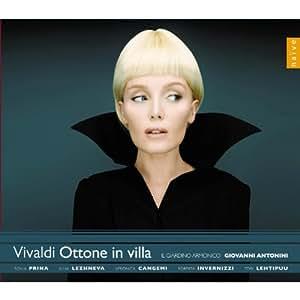 Vivaldi: Ottone in villa (Tesori del Piemonte, Vol. 46)